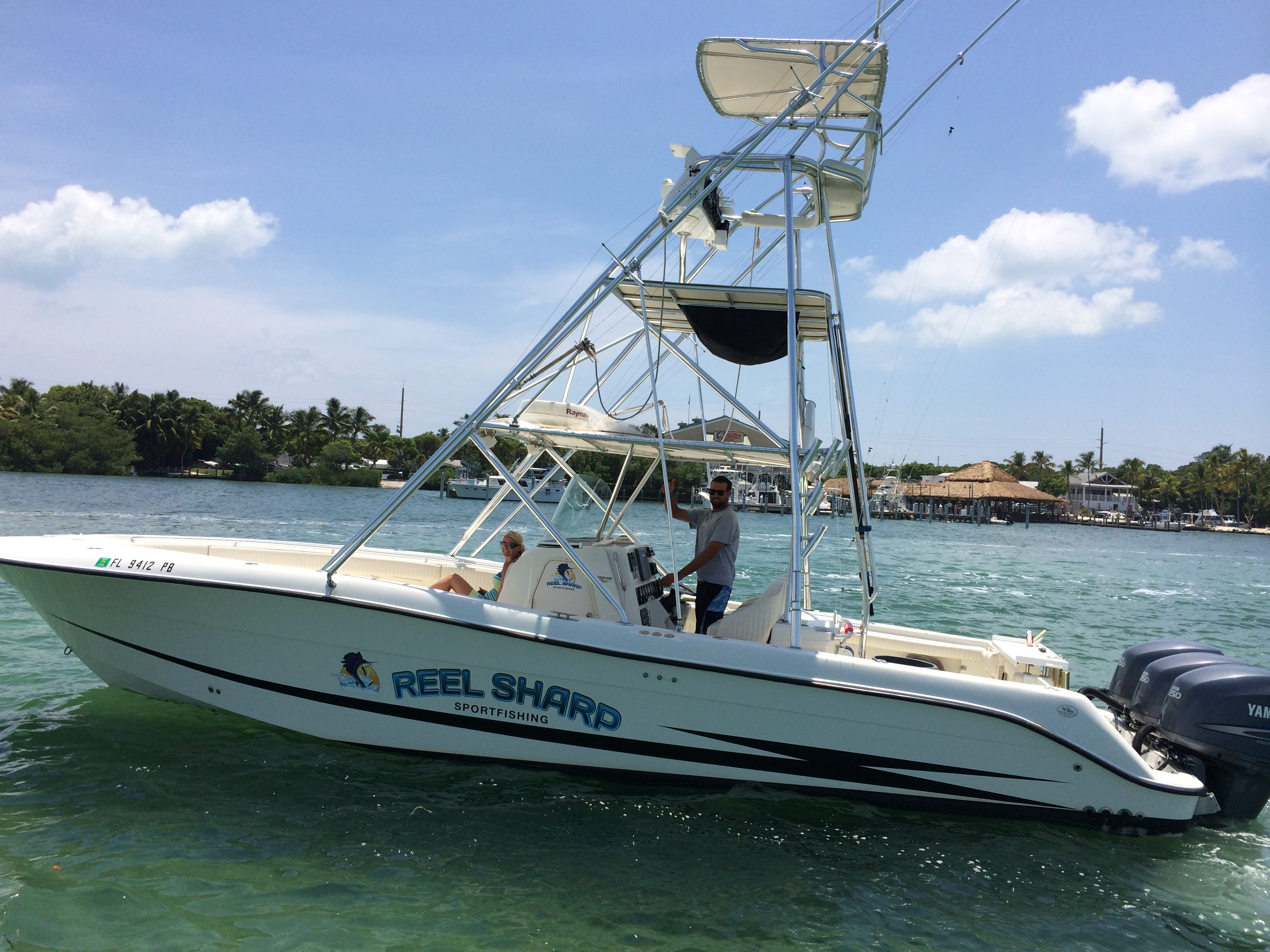 Fishing charters in islamorada florida for Islamorada florida fishing