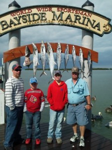 Charter fishing - fun for the whole family!