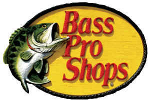 Bass Pro Shops - fishing sponsors for Reel Sharp Sportfishing.